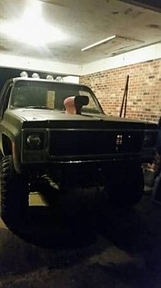 1979 Chevrolet Blazer for sale 100827294