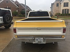 1979 Chevrolet C/K Trucks Silverado for sale 100855920