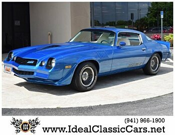 1979 Chevrolet Camaro for sale 100722094