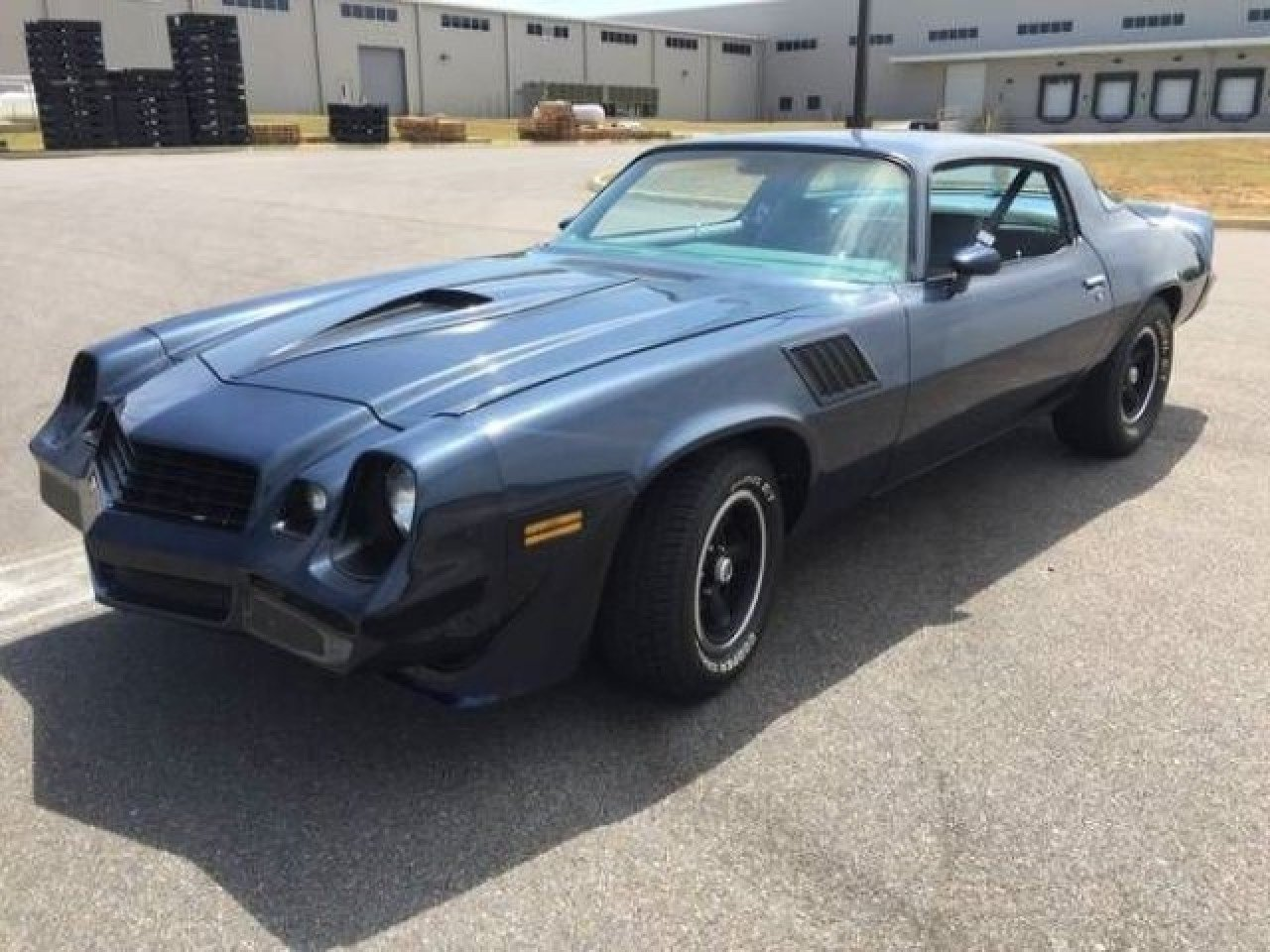 1979 Chevrolet Camaro For Sale Near Cadillac Michigan