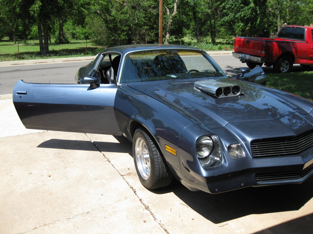 1979 Chevrolet Camaro For Sale Near Oklahoma City