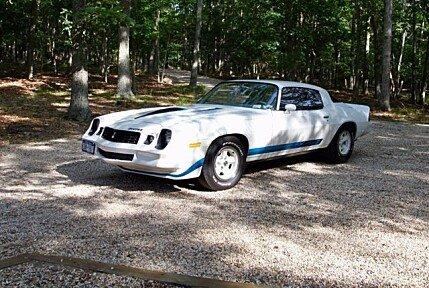 1979 Chevrolet Camaro for sale 100888276
