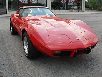 1979 Chevrolet Corvette Coupe for sale 100744262