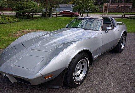 1979 Chevrolet Corvette Classics For Sale Classics On