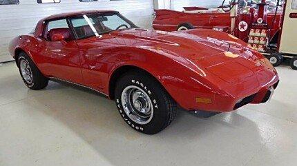 1979 Chevrolet Corvette for sale 100887911