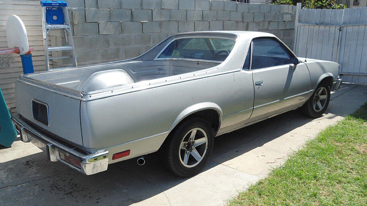 1979 Chevrolet El Camino for sale near Los Angeles, California ...