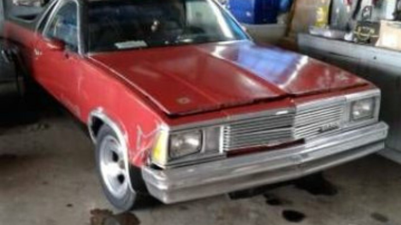 1979 Chevrolet El Camino for sale 100877088