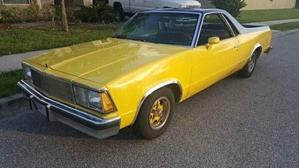 1979 Chevrolet El Camino for sale 100827217