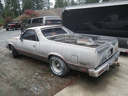 1979 Chevrolet El Camino for sale 100839334