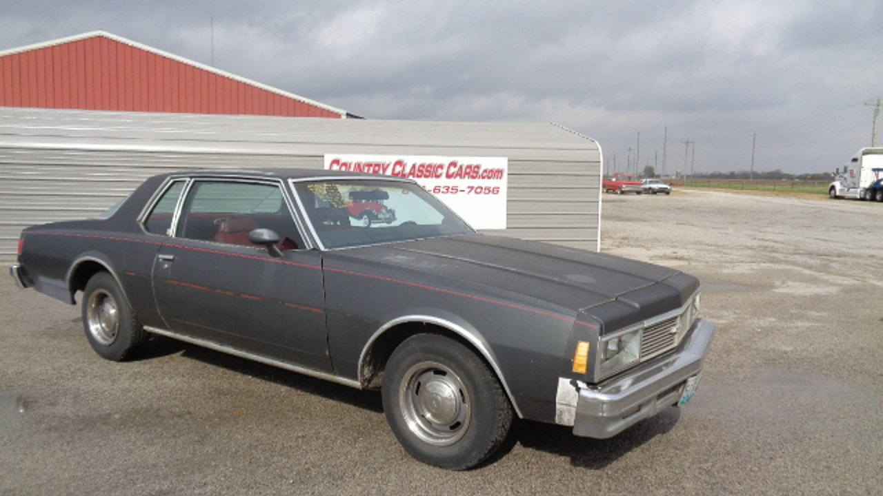 1979 Chevrolet Impala for sale 100923970