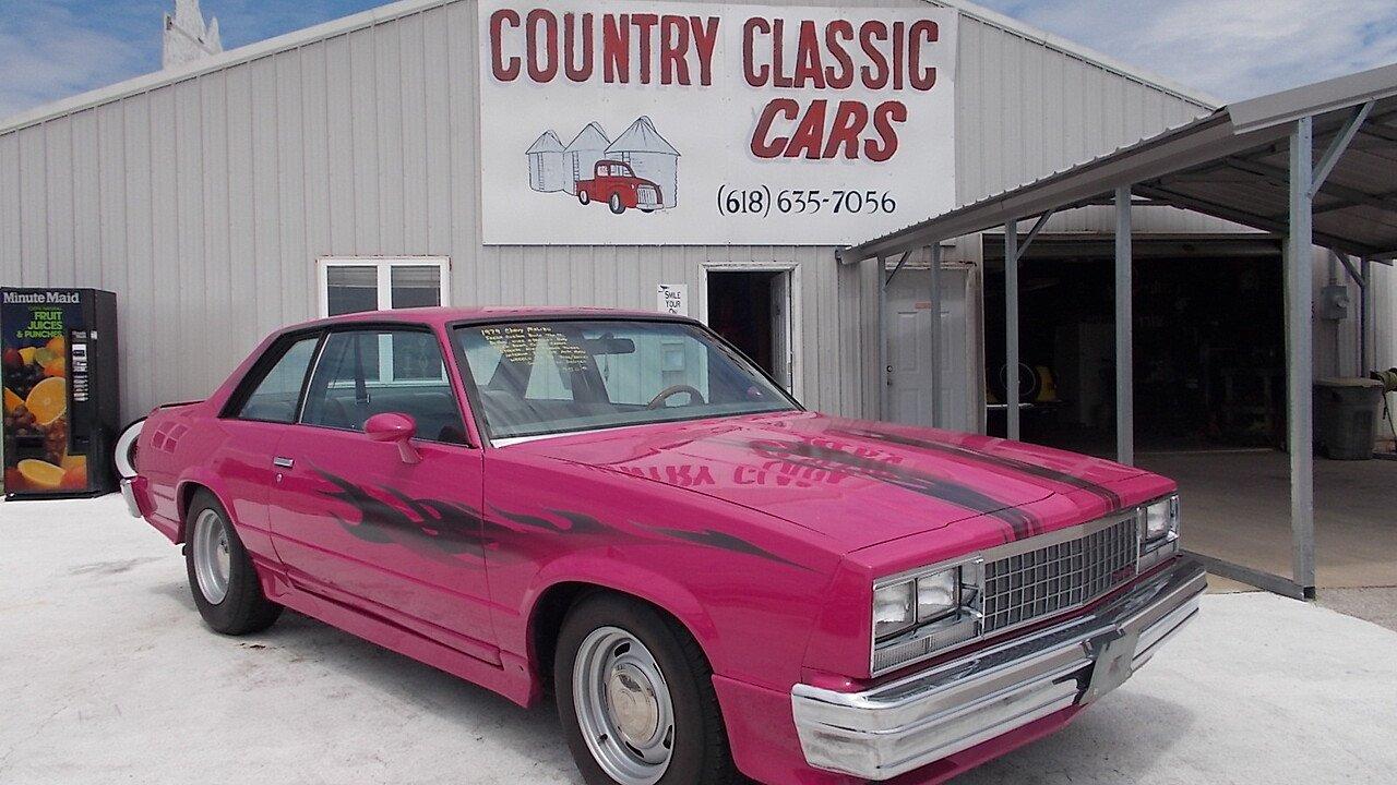1979 Chevrolet Malibu for sale near Staunton, Illinois 62088 ...