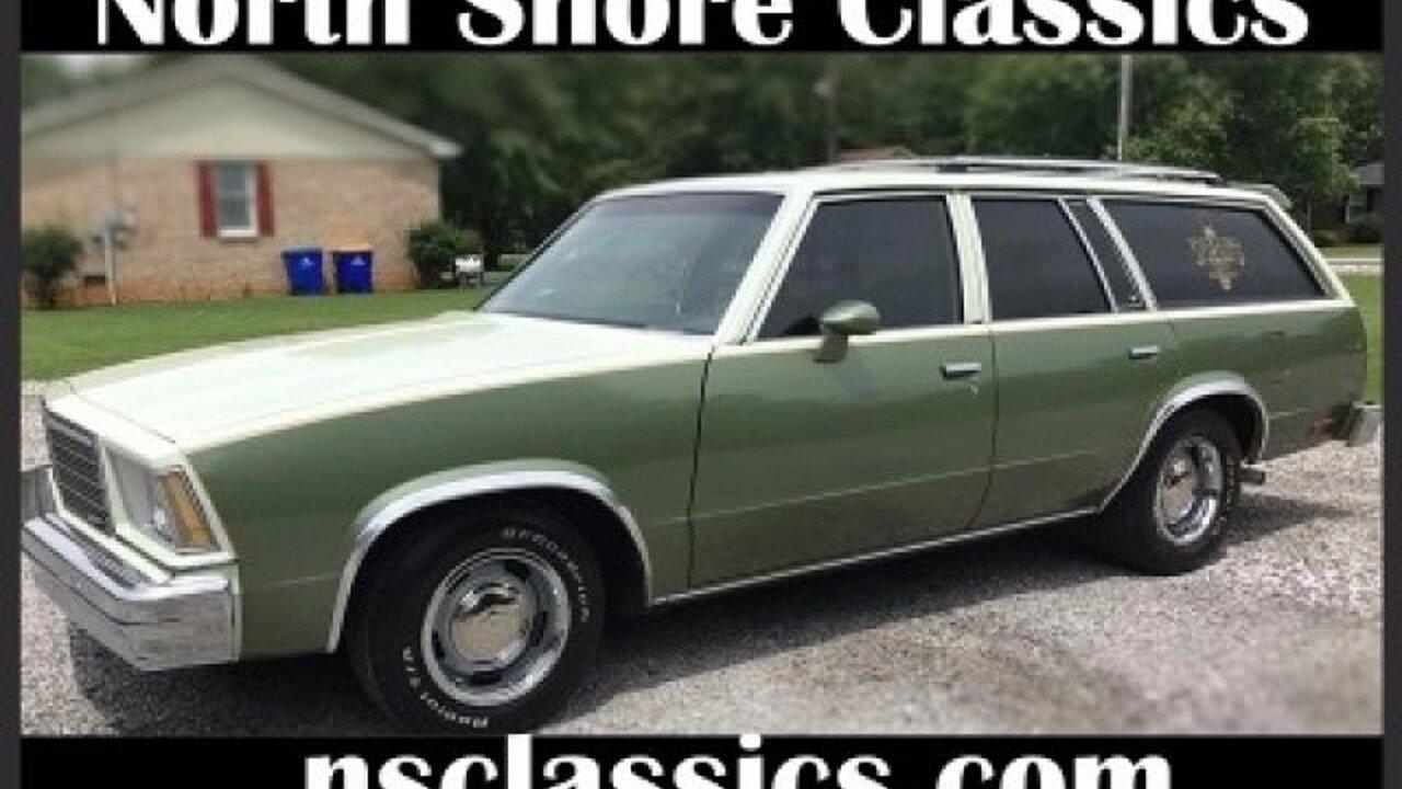 Malibu 1980 chevrolet malibu listings : 1979 Chevrolet Malibu Classics for Sale - Classics on Autotrader