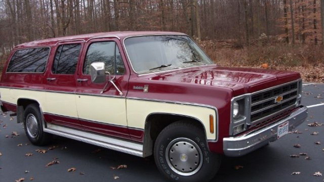 Chevrolet Suburban Classics for Sale - Classics on Autotrader