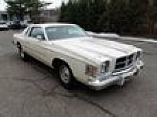1979 Chrysler Cordoba for sale 100859620