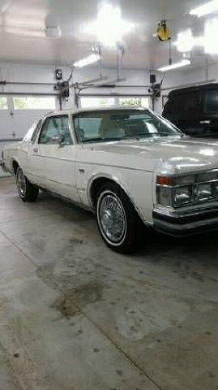 1979 Chrysler LeBaron for sale 100816011
