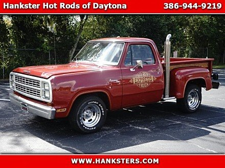 1979 Dodge Li'l Red Express for sale 101043793