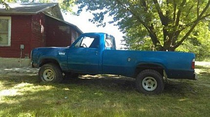 1979 Dodge Power Wagon for sale 100991508