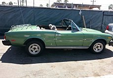 1979 FIAT 2000 Spider for sale 100791574