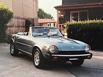 1979 FIAT 2000 Spider for sale 100853478