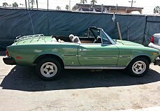 1979 FIAT 2000 Spider for sale 100879903