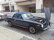 1979 FIAT 2000 Spider for sale 101022308