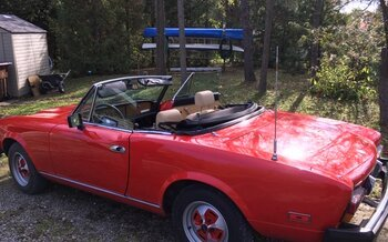 1979 FIAT 2000 Spider for sale 101047307