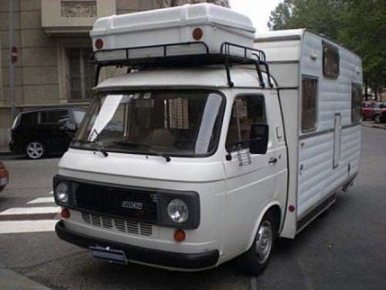 1979 FIAT 238 for sale 100989837