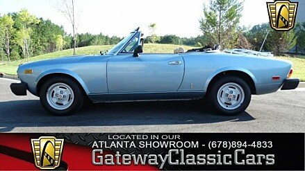 1979 FIAT Spider for sale 100796958