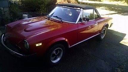 1979 FIAT Spider for sale 100837527