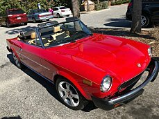 1979 FIAT Spider for sale 100971235