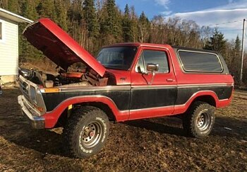 1979 Ford Bronco for sale 100869596