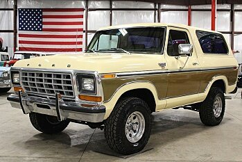 1979 Ford Bronco for sale 100966794