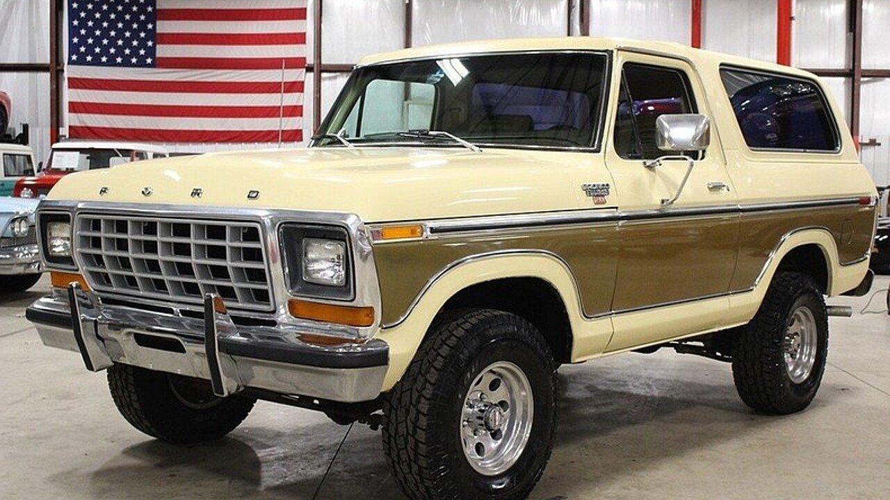 1979 Ford Bronco for sale near Grand Rapids, Michigan 49512 ...
