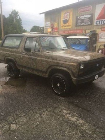 1979 Ford Bronco for sale 100876484