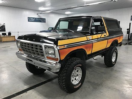 1979 Ford Bronco for sale 100915201