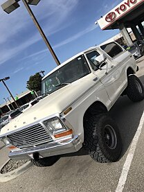 1979 Ford Bronco for sale 100960643