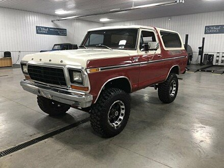 1979 Ford Bronco for sale 100994178