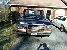 1979 Ford F100 for sale 100827107