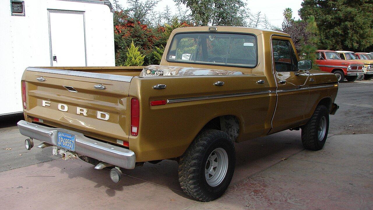 1970 Ford F150 4x4 F 150 1979 Regular Cab For Sale Near Fresno