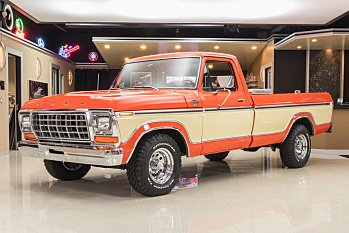1979 Ford F150 for sale 100904251
