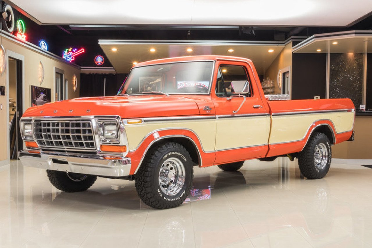 1979 Ford F150 For Sale Near Plymouth Michigan 48170