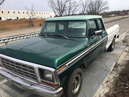 1979 Ford F150 for sale 100862919
