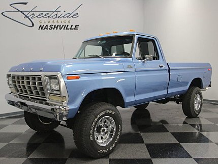 1979 Ford F150 for sale 100887407