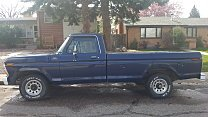 1979 Ford F150 2WD Regular Cab for sale 100988763