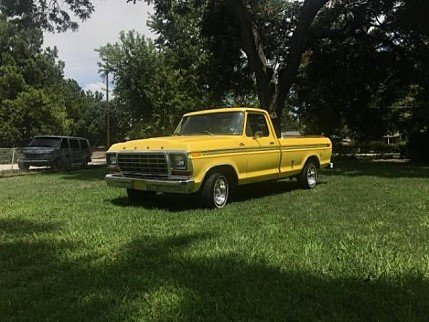 1979 Ford F150 for sale 101012488