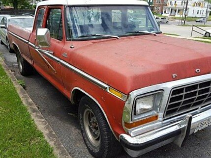 1979 Ford F250 for sale 101028313