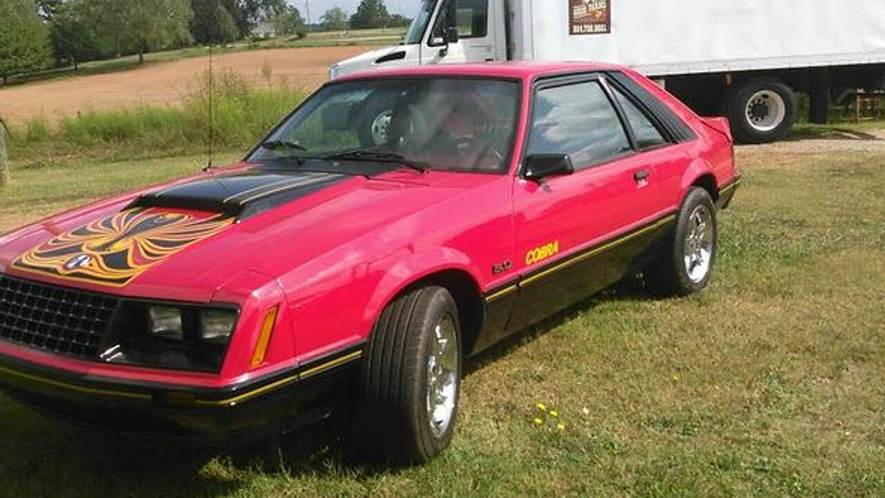 1979 Ford Mustang for sale 100795367