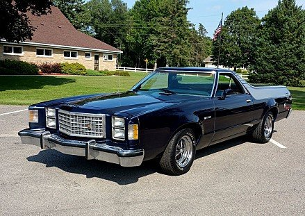1979 Ford Ranchero for sale 100788059