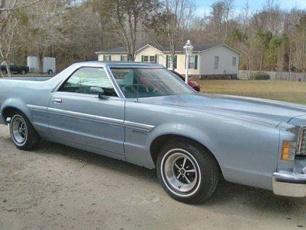 1979 Ford Ranchero for sale 100827283