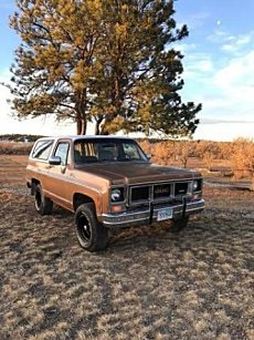 1979 GMC Jimmy for sale 100907408